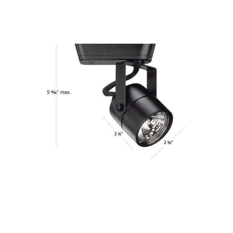 WAC Lighting LHT-809L Low Voltage Track Heads Compatible with