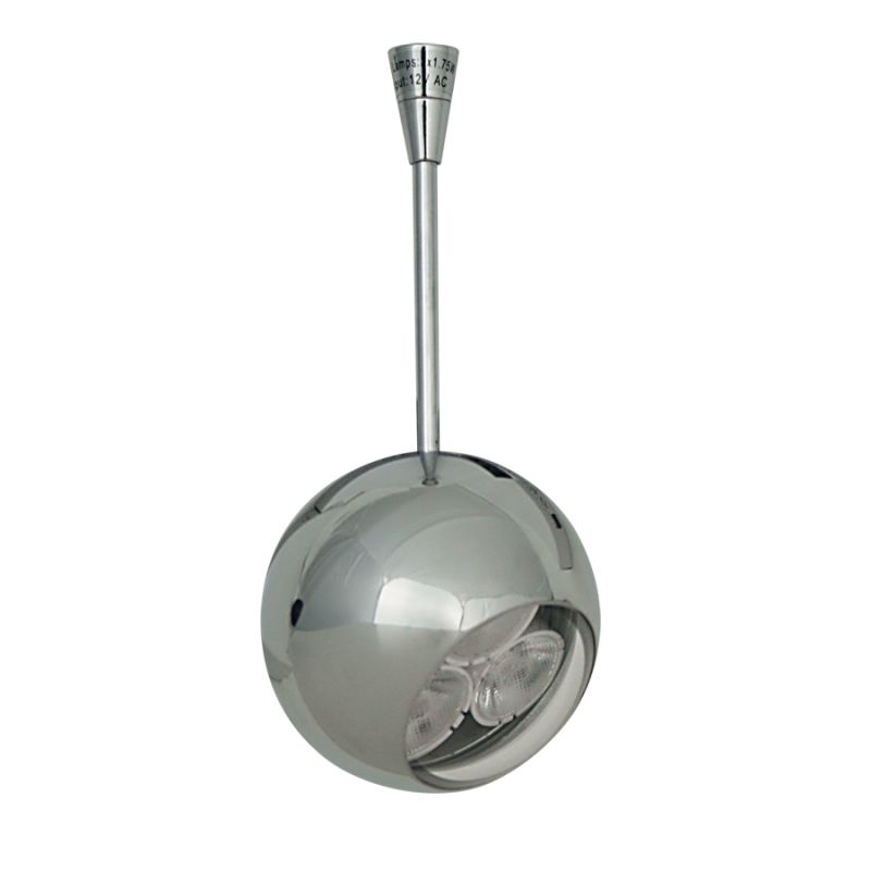 WAC Lighting QF-LED171X3 Orb 1 Light 3000K High Output LED Quick Sale $144.00 ITEM#: 1648431 MODEL# :QF-LED171X3-CH UPC#: 790576169231 :