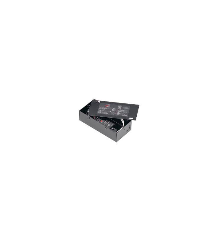 WAC Lighting EN-12100-RB-AR 12 Volt Enclosed Electronic Transformer - Sale $59.50 ITEM#: 149695 MODEL# :EN-12100-RB-AR UPC#: 790576094663 :
