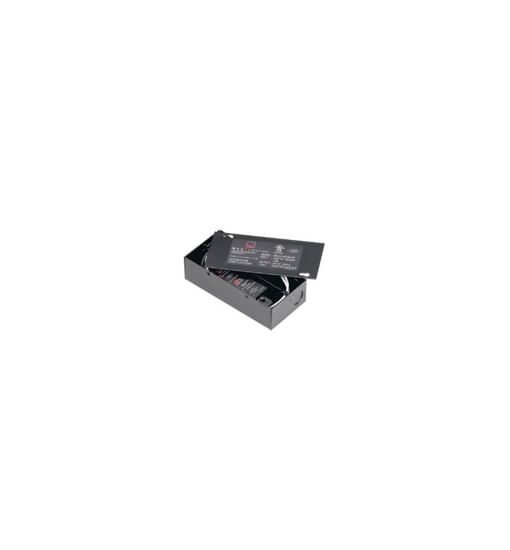 WAC Lighting EN-12100-RB-AR 12 Volt Enclosed Electronic Transformer -