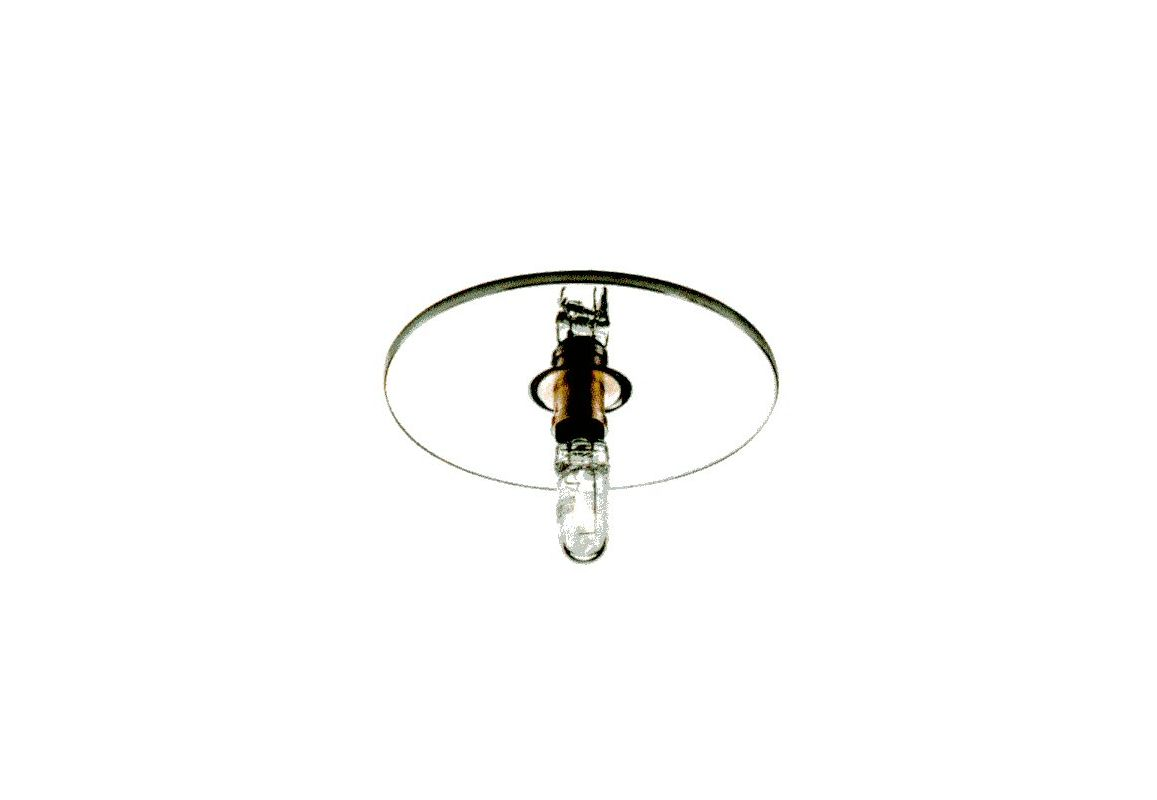 WAC Lighting DR-301 Xenon Beauty Spot Canopy Chrome Recessed Lights