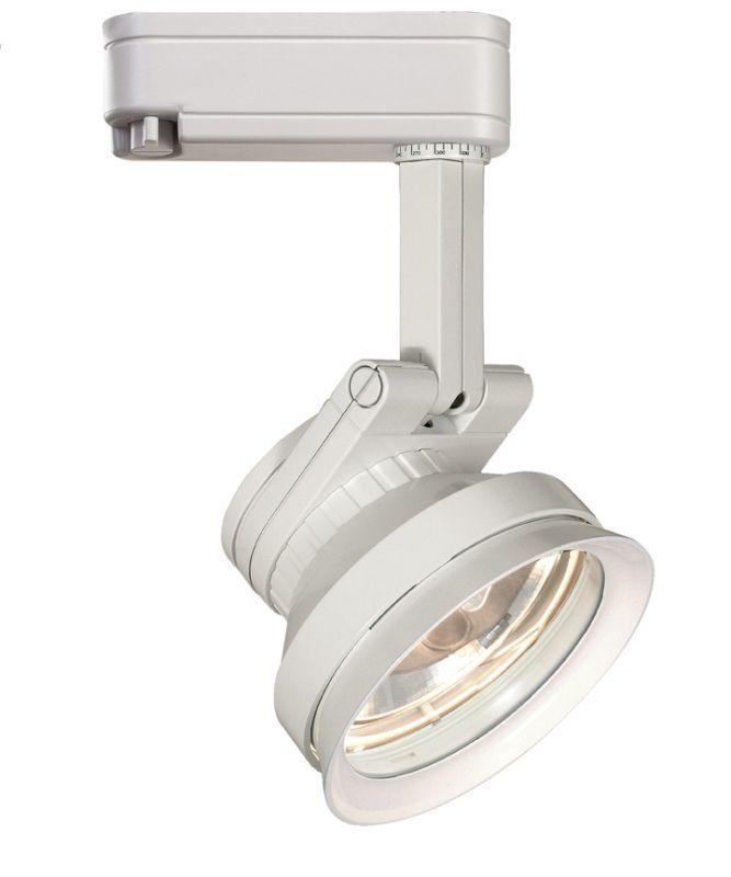 WAC Lighting HHT-939L H Series Low Voltage Track Head 75W White Indoor