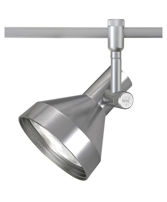 """WAC Lighting HM1-738 Line Voltage 6.5"""" Wide 1 Light Track Head for Sale $74.00 ITEM#: 1644760 MODEL# :HM1-738-PT UPC#: 790576116600 :"""