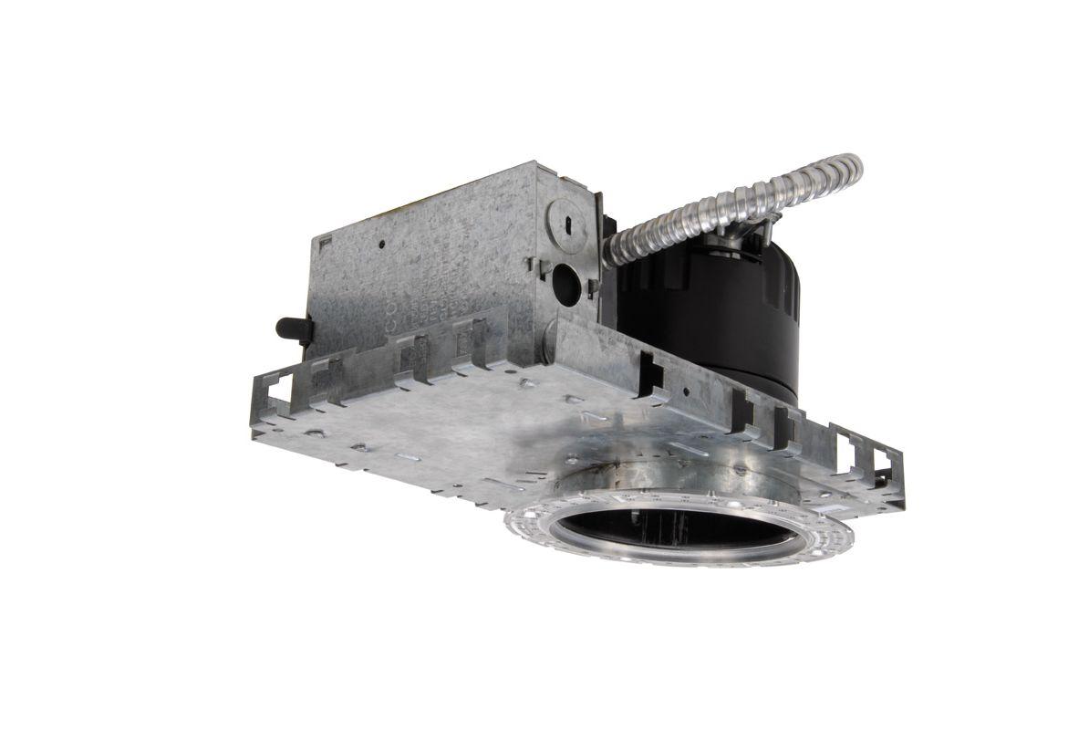 "WAC Lighting HR-LED418-N-ROW 4"" Trim 3000K High Output LED Recessed"