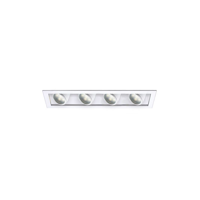 WAC Lighting MT-LED418S-CWHS Multiple Spot 4500K High Output LED