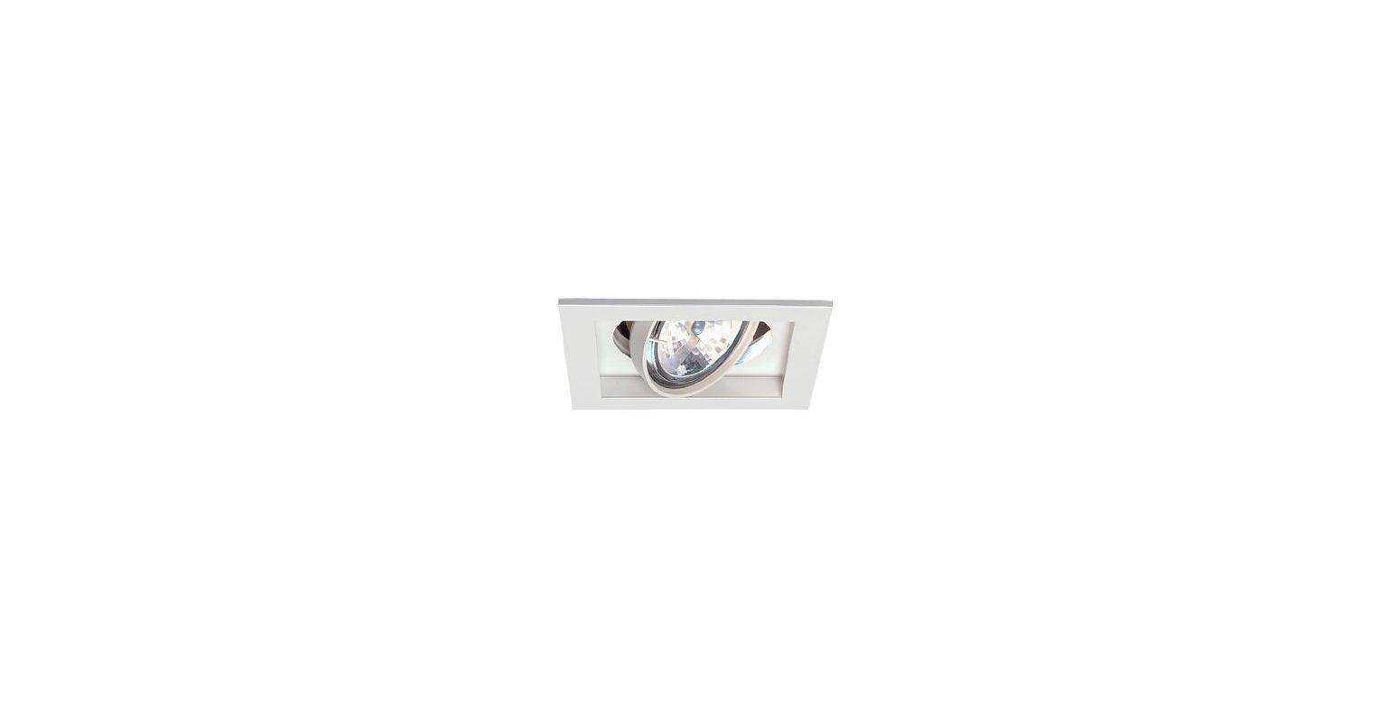 "WAC Lighting MT-136 6"" Multiple Spot Recessed Light Adjustable Trim"