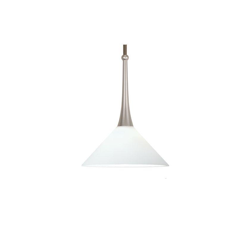 WAC Lighting QP-LED512 Jill 1 Light 3000K High Output LED Quick Sale $162.00 ITEM#: 1648517 MODEL# :QP-LED512-WT/BN UPC#: 790576174020 :