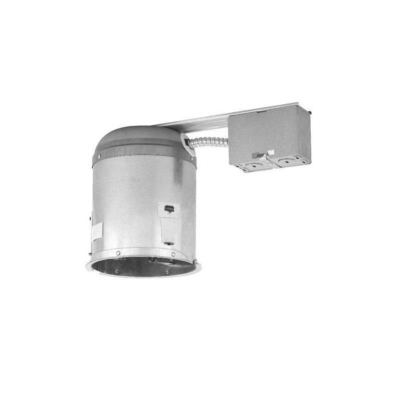 "WAC Lighting R-501-R-UA 5"" Trim Recessed Light Housing for Remodel"