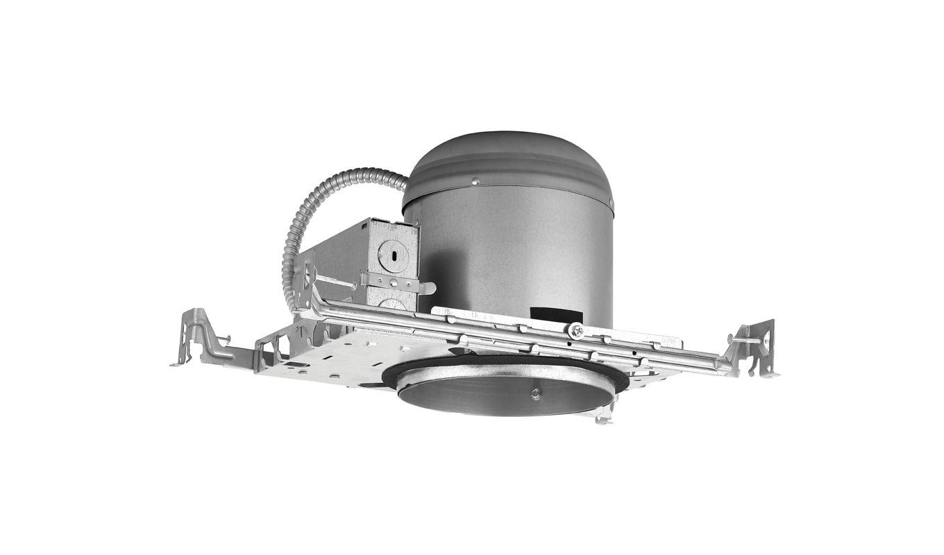WAC Lighting R-602D-N-ICA New Construction Recessed Light Housing for