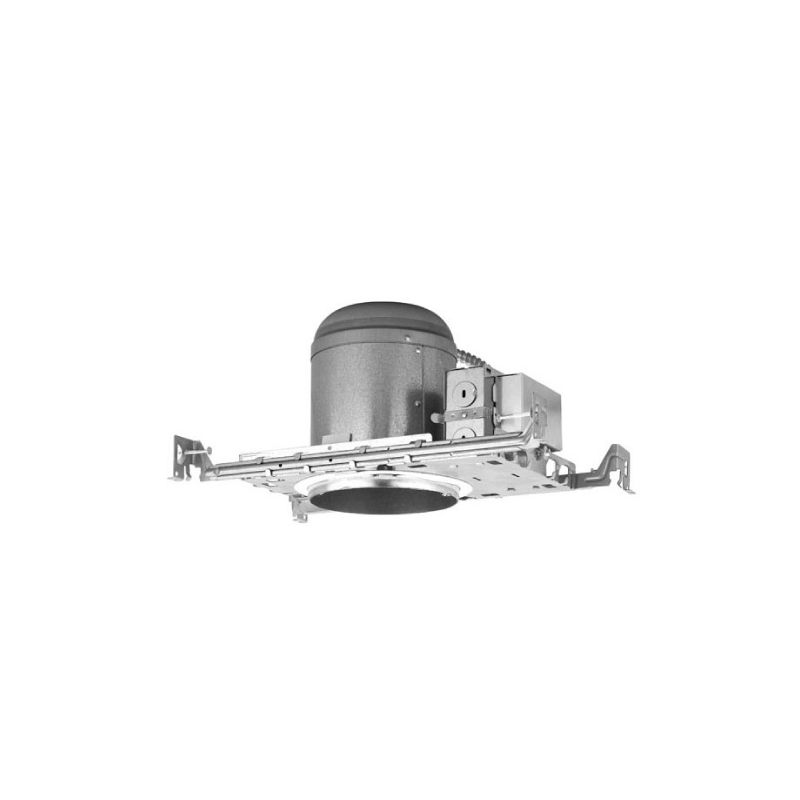 "WAC Lighting R-F504-N-A 5"" Trim Recessed Light Housing for New"
