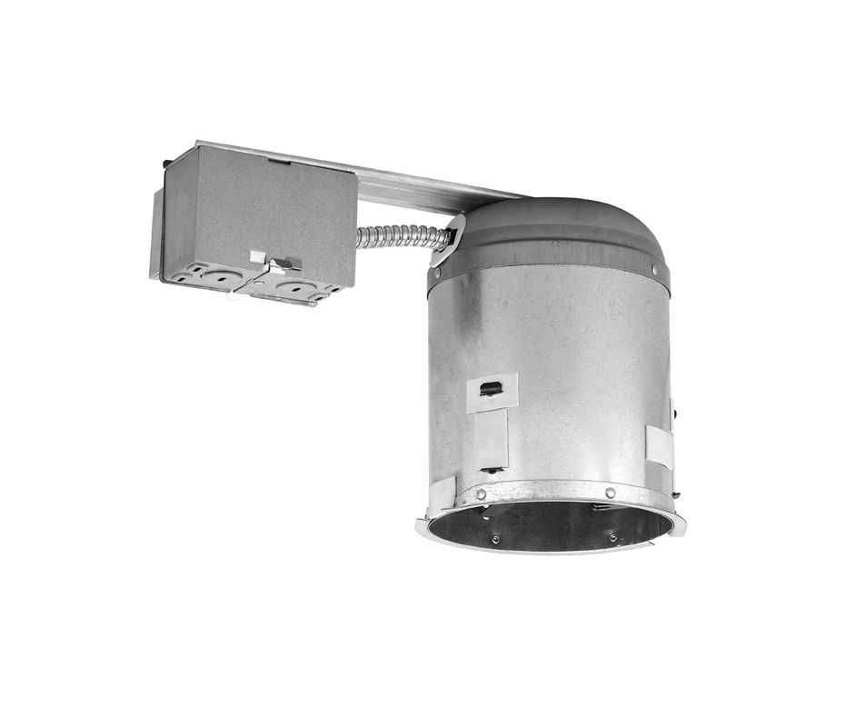 "WAC Lighting R-F505-R-A 5"" Trim Recessed Light Housing for Remodel"