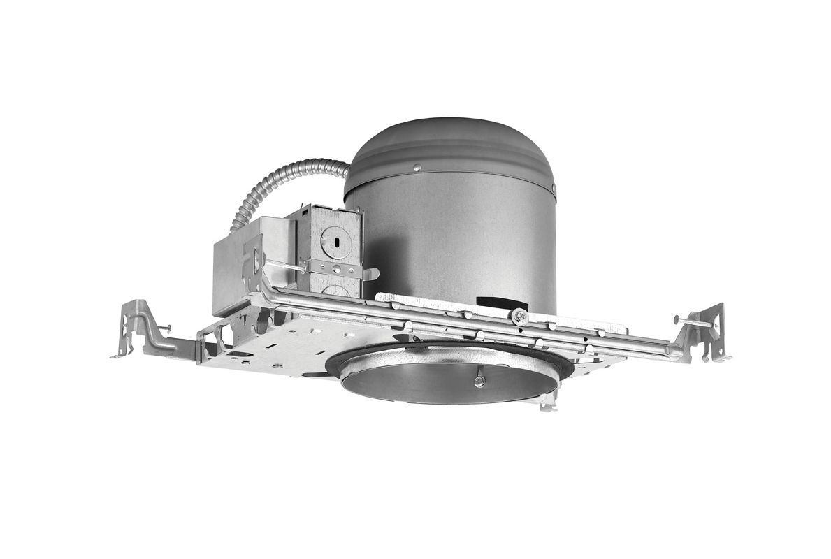 "WAC Lighting R-F607D-N-A 6"" Trim Recessed Light Housing for New"