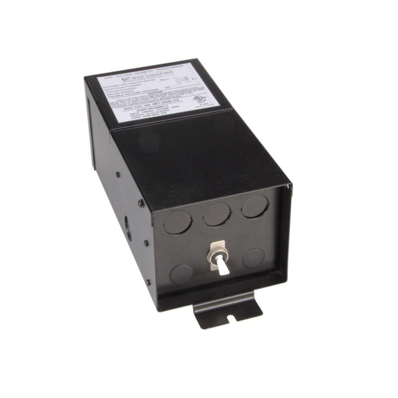 WAC Lighting SRT-300M-12V 12 Volt Remote Magnetic Transformer for