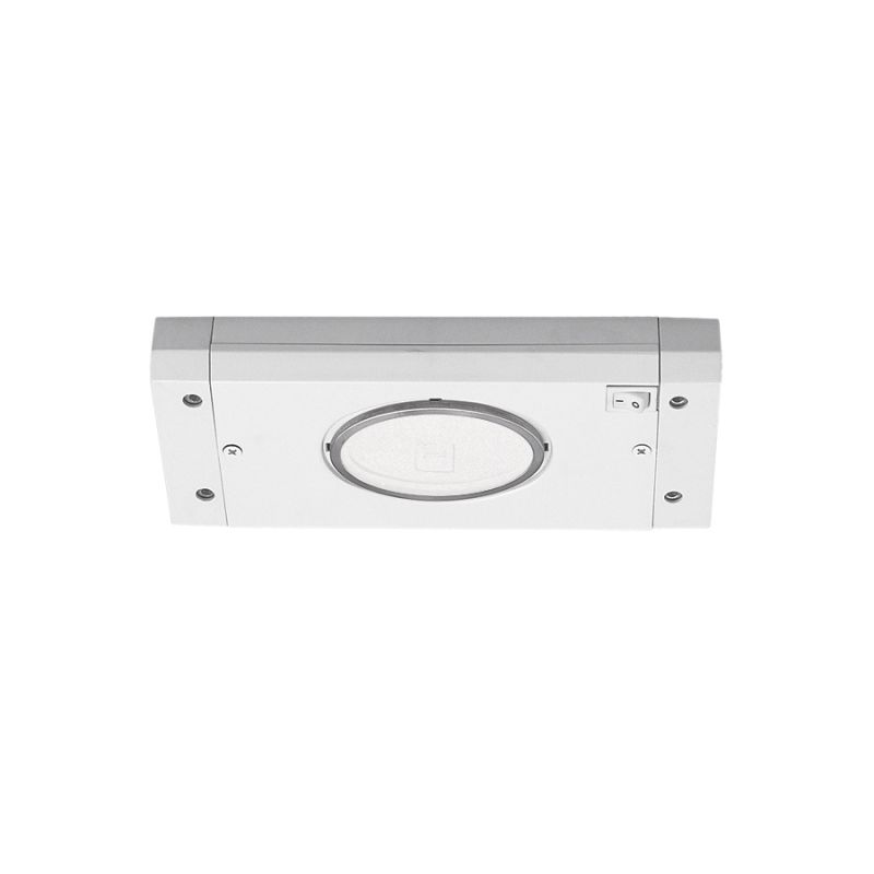 "WAC Lighting BA-X1 9.25"" Length 1 Light Low Voltage Under Cabinet"