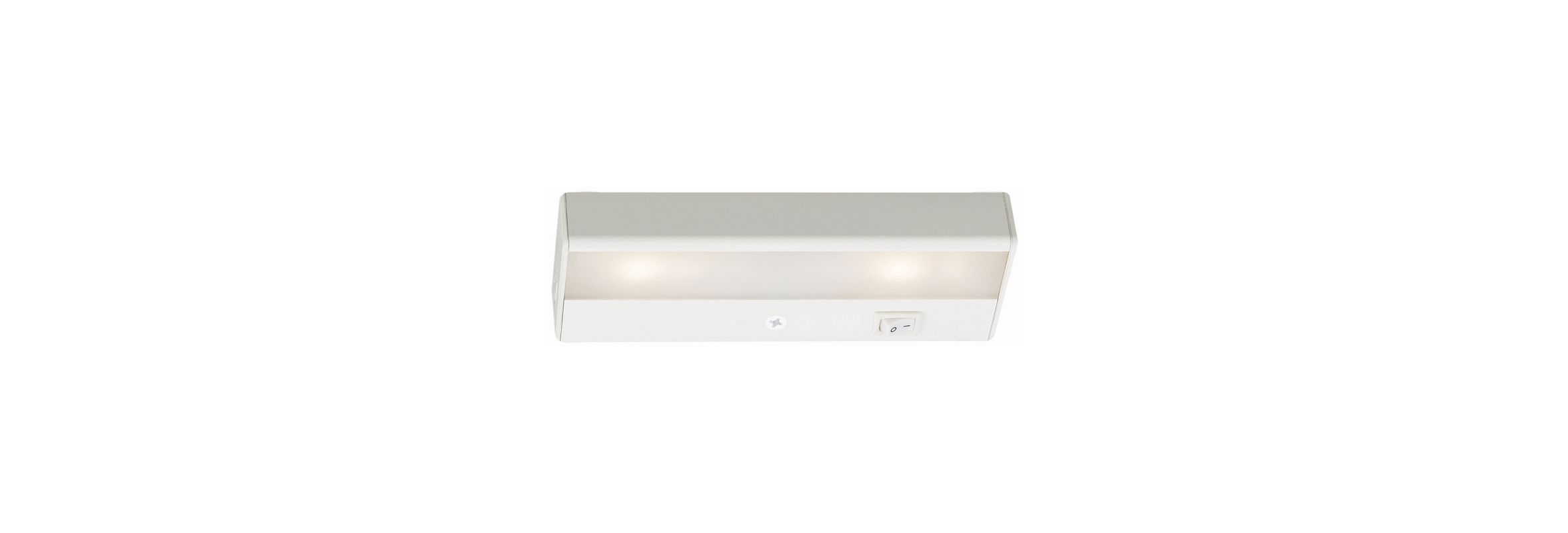 "WAC Lighting BA-LED2-27 8"" Length 2700K High Output LED Under Cabinet"