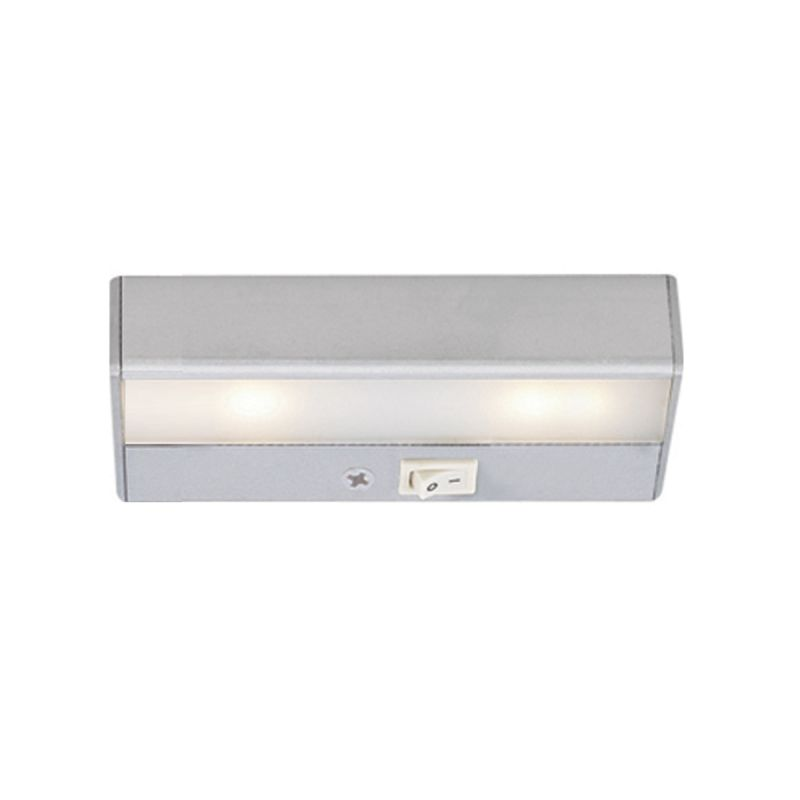 "WAC Lighting BA-LED2 8"" Length 3000K High Output LED Under Cabinet"