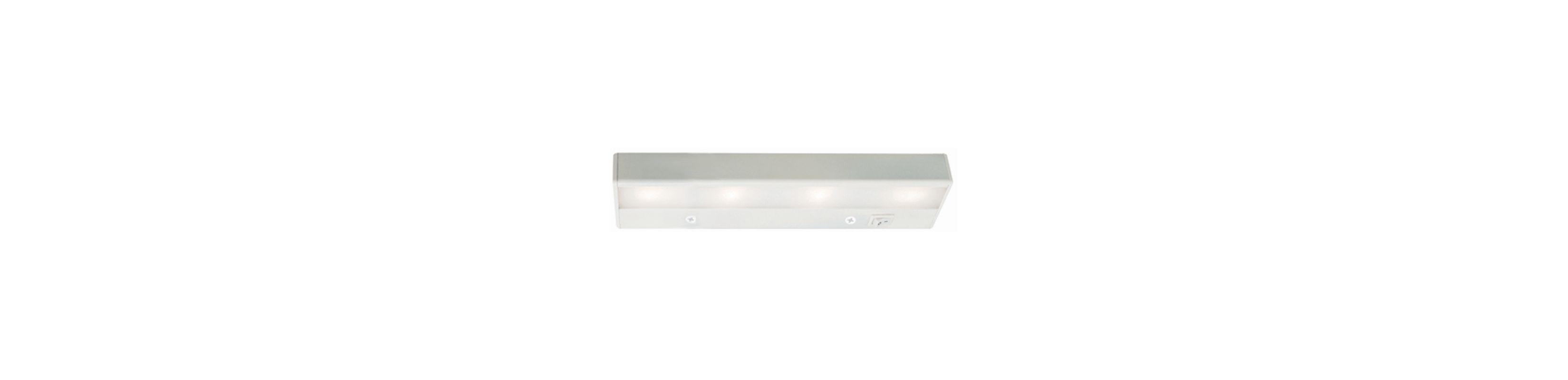 "WAC Lighting BA-LED4-27 12"" Length 2700K High Output LED Under Cabinet"