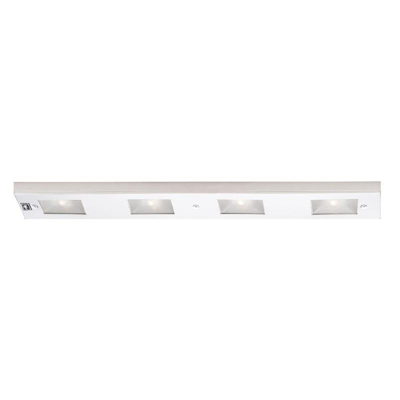 "WAC Lighting BA-LIX-4 24"" Length 4 Light Line Voltage Under Cabinet"