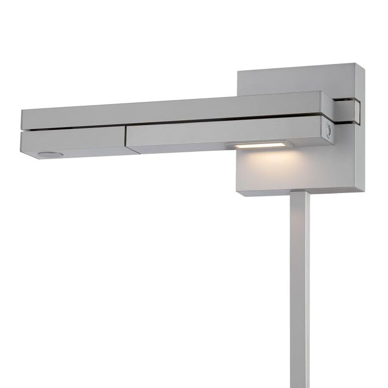 "WAC Lighting BL-1021L Flip 22"" Reach LED Swing Arm Wall Sconce Left"