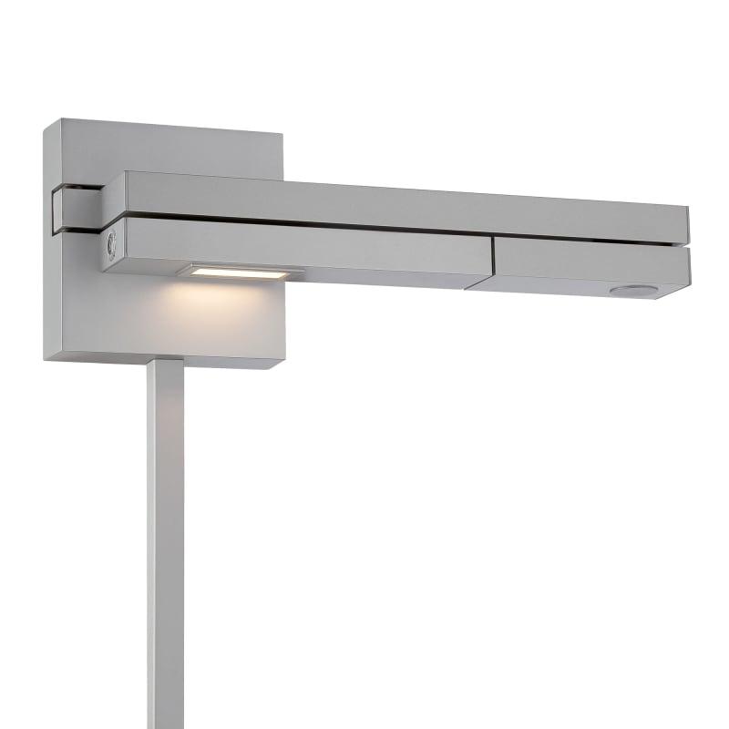 "WAC Lighting BL-1021R Flip 22"" Reach LED Swing Arm Wall Sconce Right"