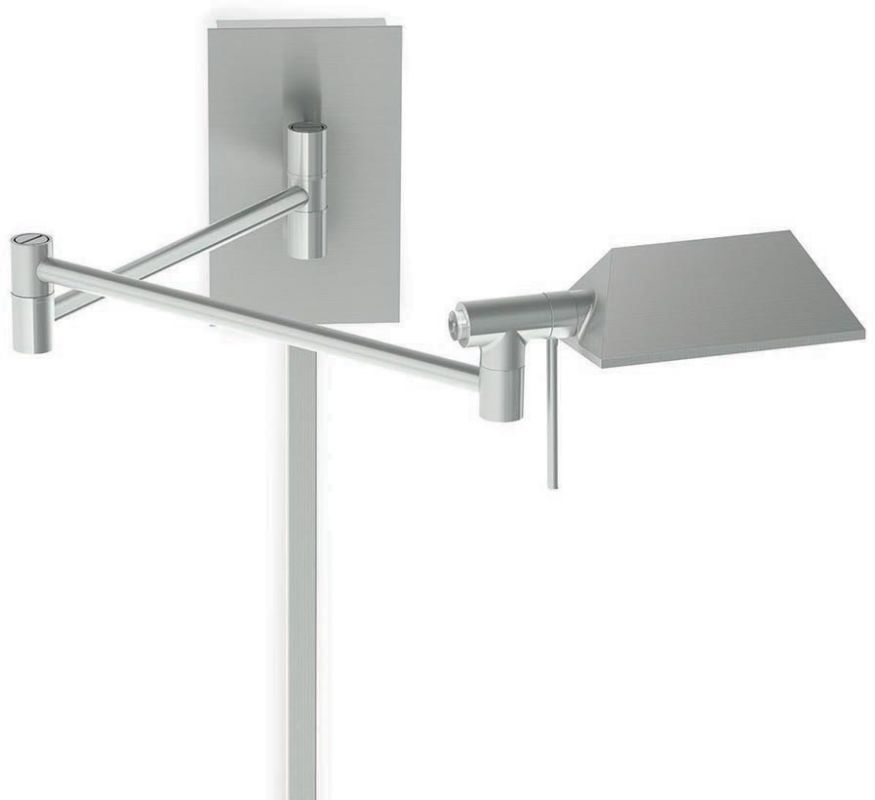 "WAC Lighting BL-1223 Cue 22"" Reach LED Swing Arm Wall Sconce Damp"