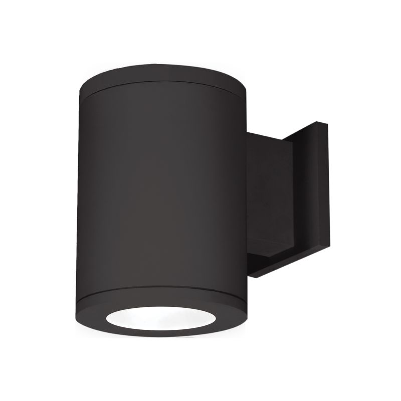 """WAC Lighting DS-WS05-F927B 5"""" Diameter LED Dimming Outdoor Wall Sconce Sale $297.00 ITEM#: 2440650 MODEL# :DS-WS05-F927B-BK UPC#: 790576326559 :"""