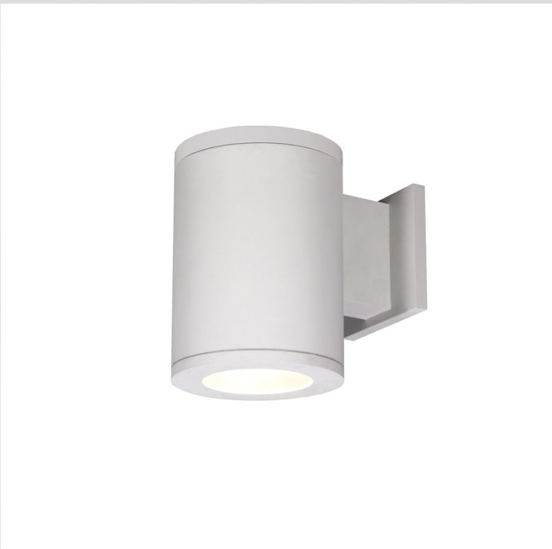 """WAC Lighting DS-WS05-F930A 5"""" Diameter LED Dimming Outdoor Wall Sconce Sale $297.00 ITEM#: 2440661 MODEL# :DS-WS05-F930A-WT :"""