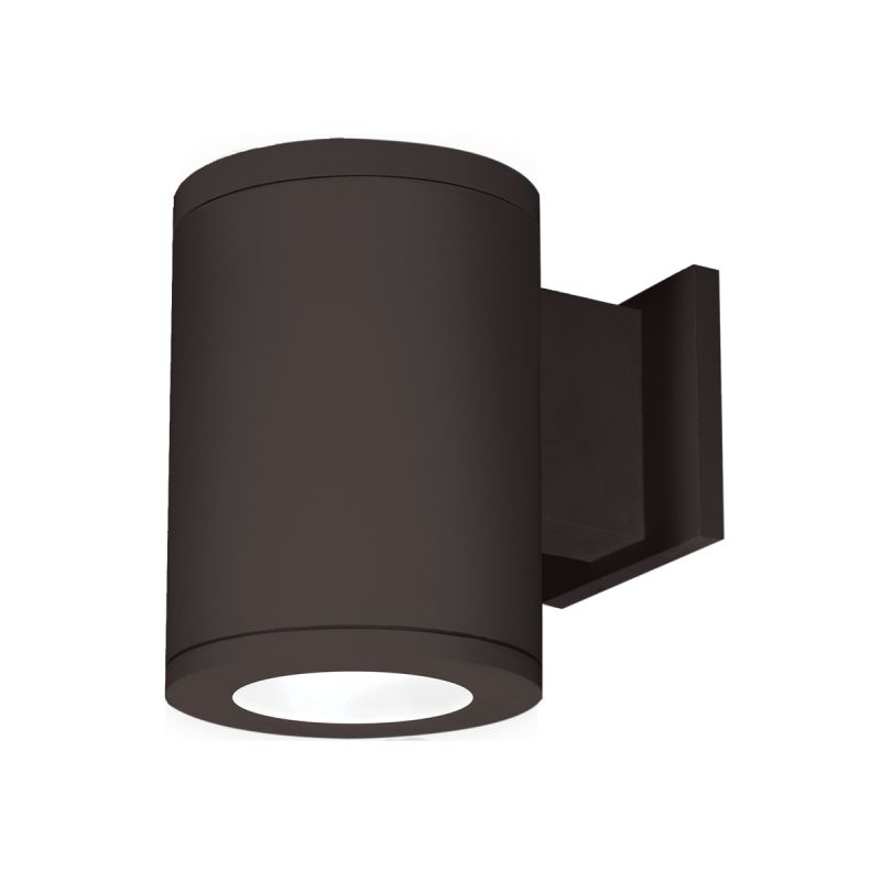 """WAC Lighting DS-WS05-F930B 5"""" Diameter LED Dimming Outdoor Wall Sconce Sale $297.00 ITEM#: 2440663 MODEL# :DS-WS05-F930B-BZ UPC#: 790576326610 :"""