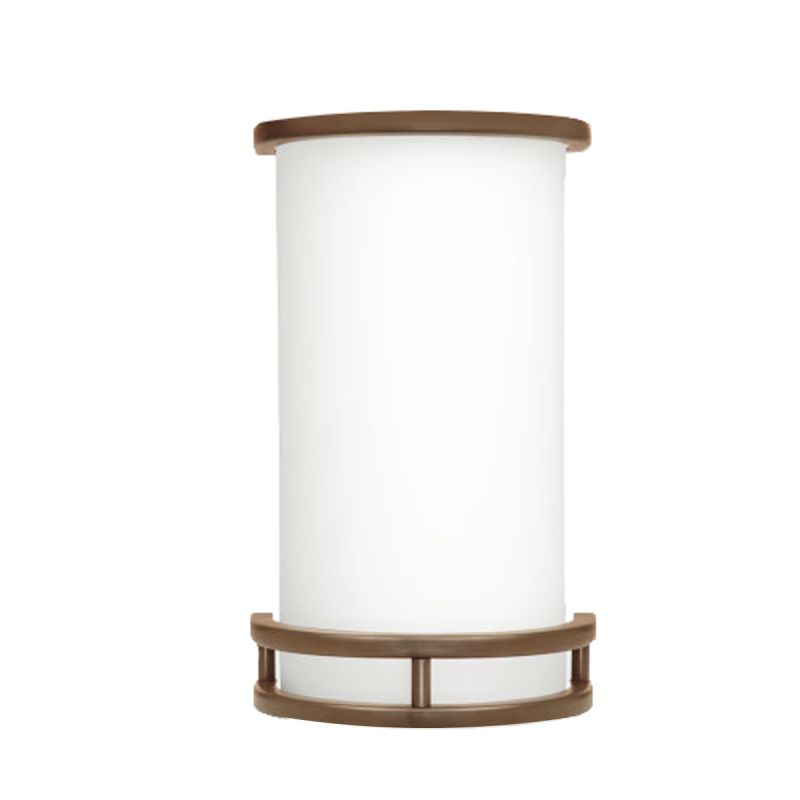 WAC Lighting DW-AC6-1QF18-BZ Manhattan 1 Light ADA Wall Sconce Bronze Sale $54.00 ITEM#: 2276873 MODEL# :DW-AC6-1QF18-BZ/OG UPC#: 790576108247 :