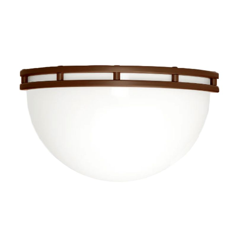 WAC Lighting DW-AS10-1A40-BZ Manhattan 1 Light ADA Wall Sconce Bronze Sale $44.50 ITEM#: 2276881 MODEL# :DW-AS10-1A40-BZ/OG UPC#: 790576108315 :