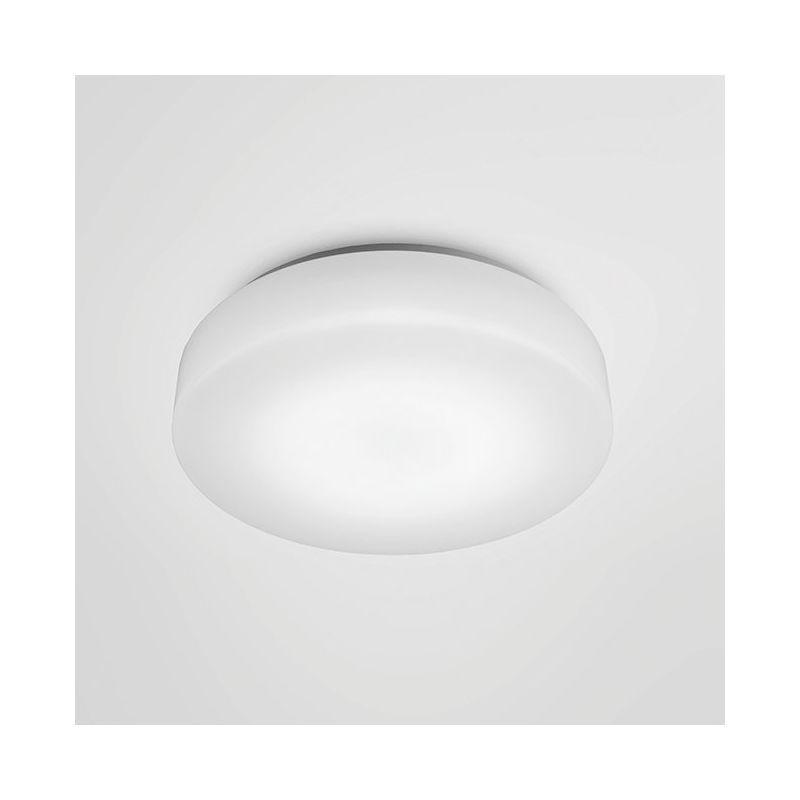 WAC Lighting FM-115-35 Blo 3500K High Output LED Flush Mount Ceiling Sale $90.00 ITEM#: 2871721 MODEL# :FM-115-35-WT UPC#: 790576393469 :