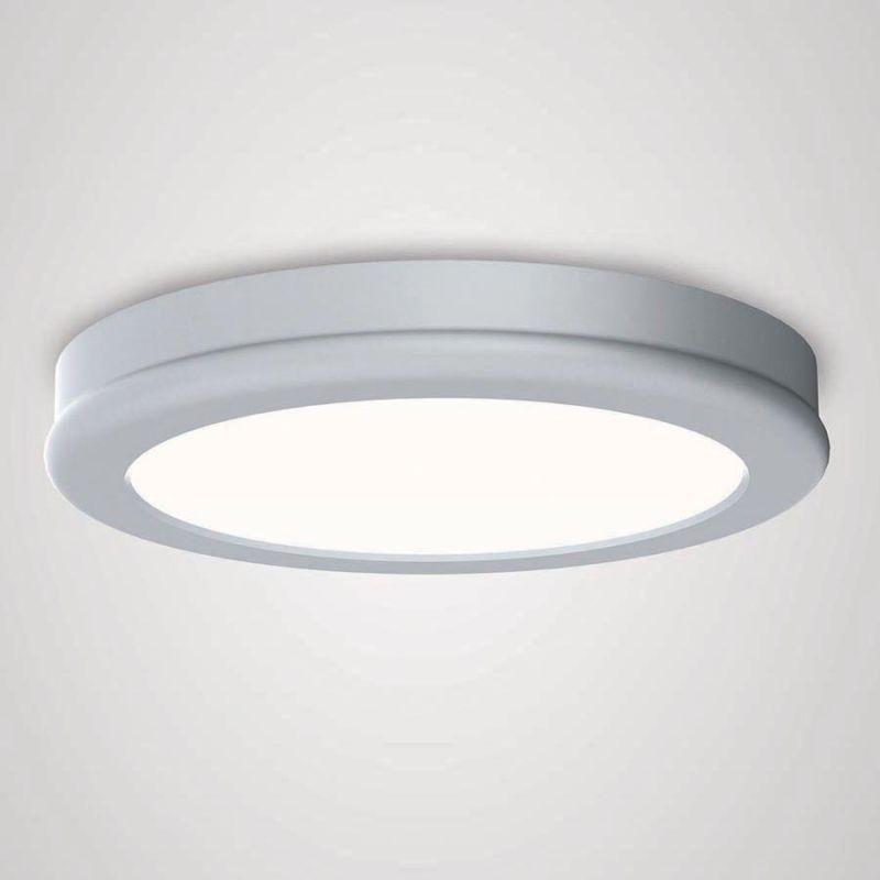 "WAC Lighting FM-4606-30 Geos 6"" LED Dimming 3000K Round Flush Mount Sale $99.00 ITEM#: 2416297 MODEL# :FM-4606-30-TT UPC#: 790576307626 :"