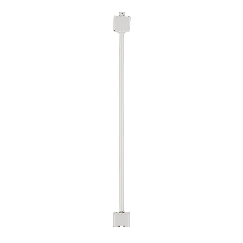 """WAC Lighting H18 Line Voltage Extension Rod for H-Track Systems - 18"""""""
