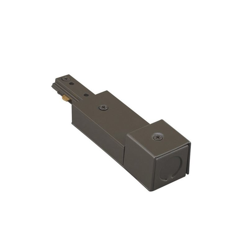 """WAC Lighting HBXLE 5.75"""" Length Live End BX Connector for H-Track Sale $18.00 ITEM#: 1153498 MODEL# :HBXLE-DB UPC#: 790576139999 :"""