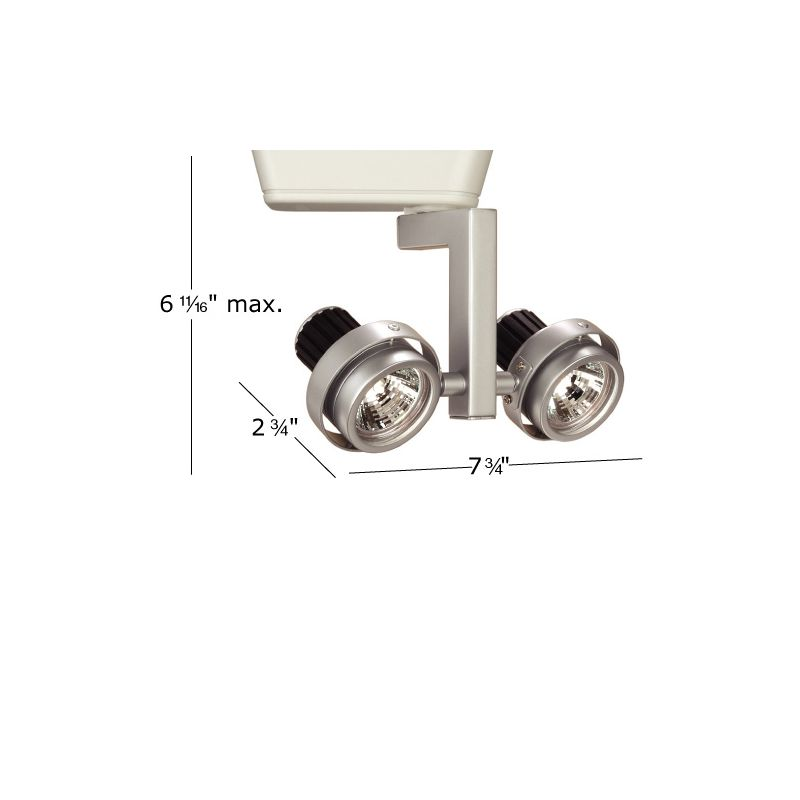WAC Lighting HHT-817 Low Voltage Track Heads Compatible with Halo