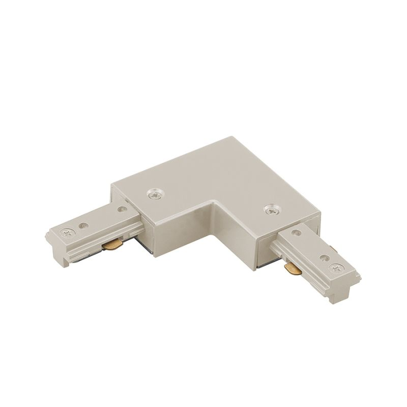 """WAC Lighting HL-Left 4.25"""" Length Left Connector for H-Track Systems"""
