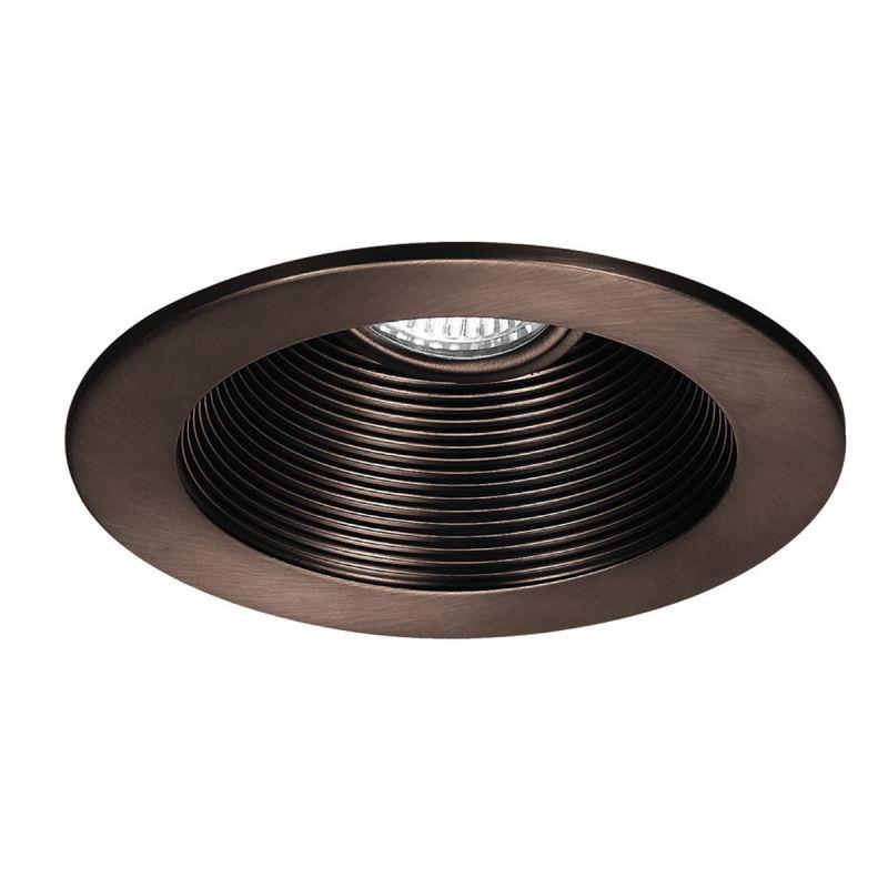 "WAC Lighting HR-8411 4"" Low Voltage Recessed Light Adjustable Trim"