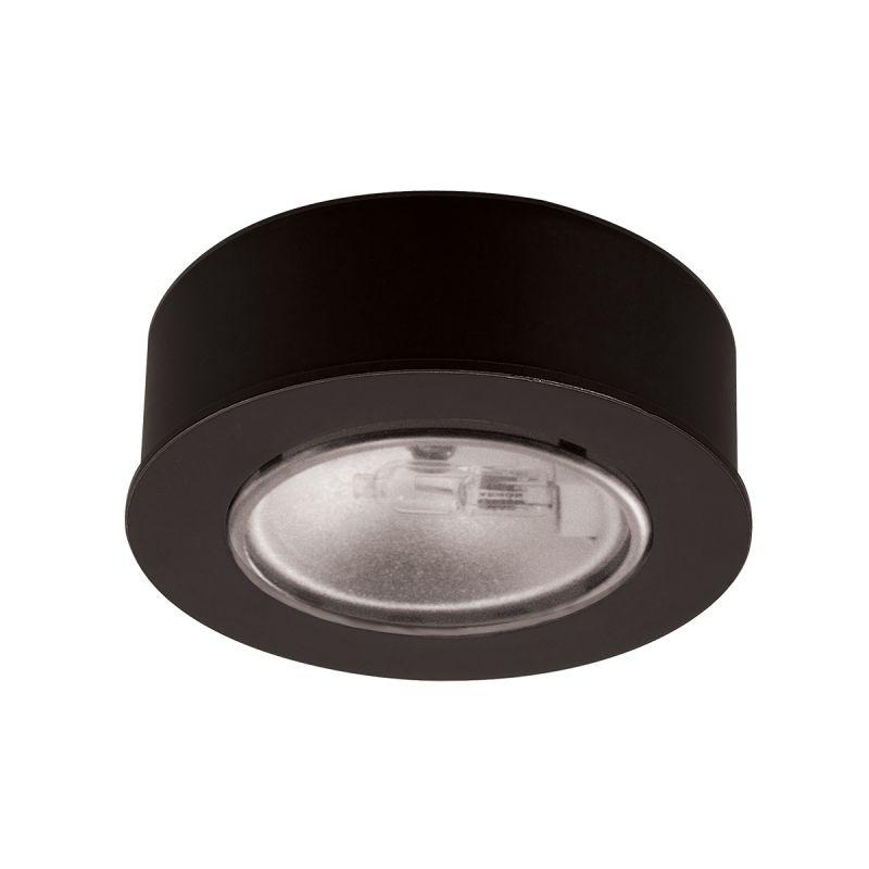 """WAC Lighting HR-88 2.63"""" Wide 1 Light Low Voltage Under Cabinet Puck"""