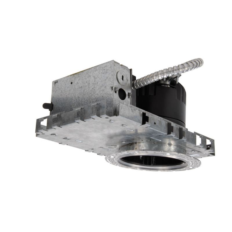 "WAC Lighting HR-LED418-NIC-ROC 4"" Trim 4500K High Output LED Recessed"