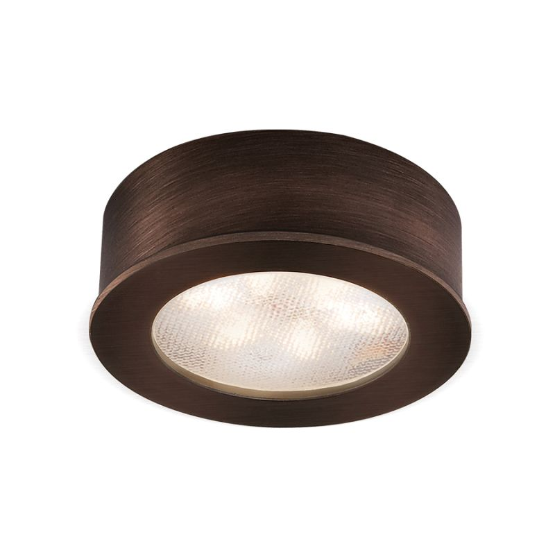 "WAC Lighting HR-LED87 2.25"" Wide 3000K High Output LED Round Under"
