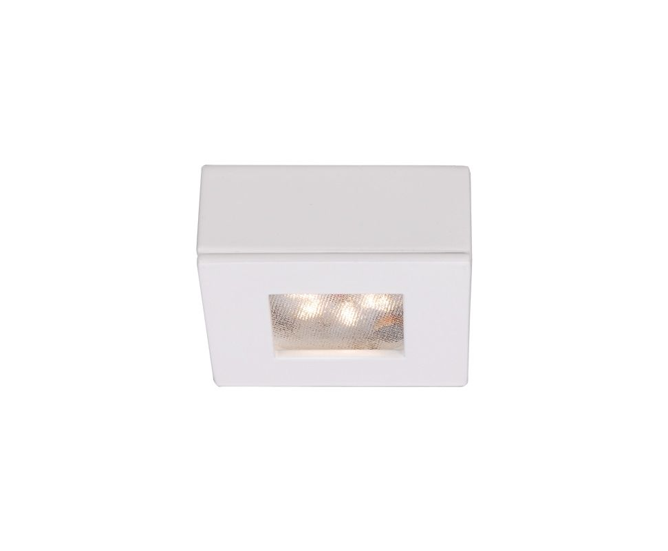 "WAC Lighting HR-LED87S-27 2.25"" Wide 2700K High Output LED Square"