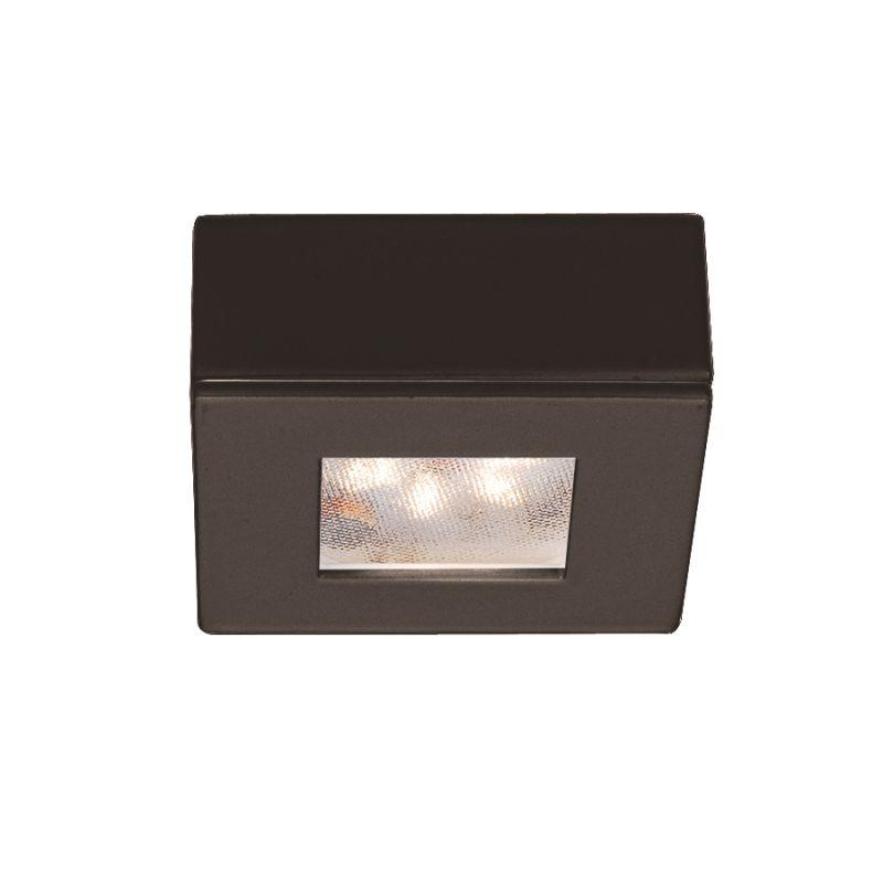 "WAC Lighting HR-LED87S 2.25"" Wide 3000K High Output LED Square Under"