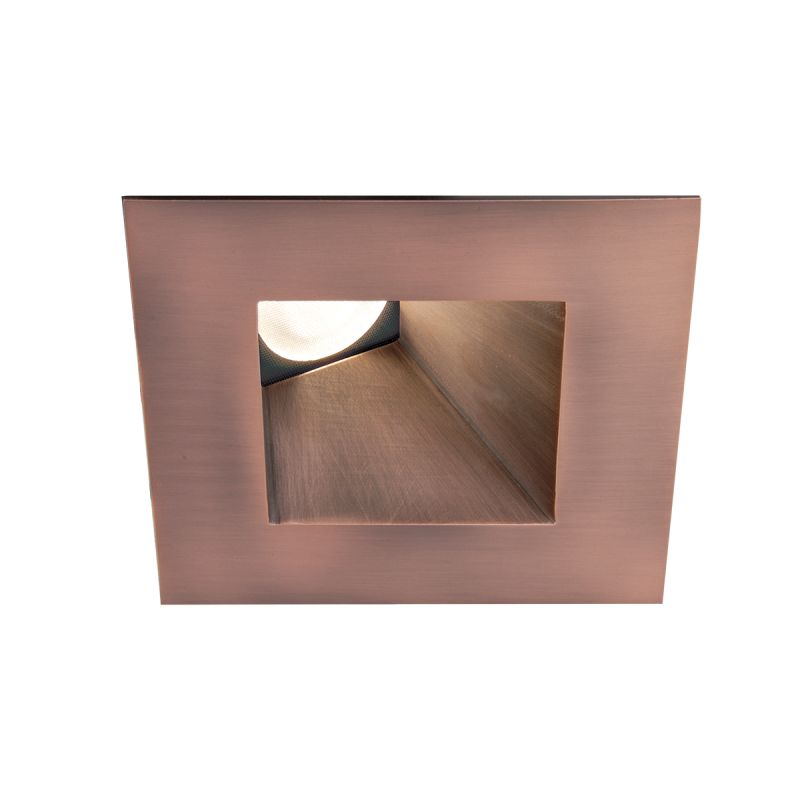 "WAC Lighting HR3LEDT518PN835 Tesla 3.5"" PRO 3500K LED Square Recessed"