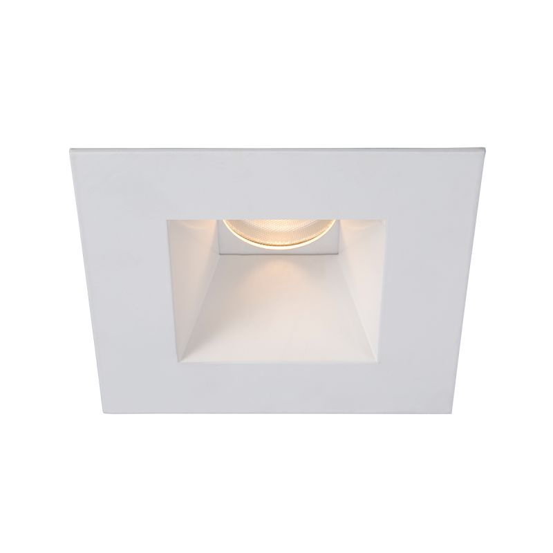 "WAC Lighting HR3LEDT818PN830 Tesla 3.5"" PRO 3000K LED Square Recessed"