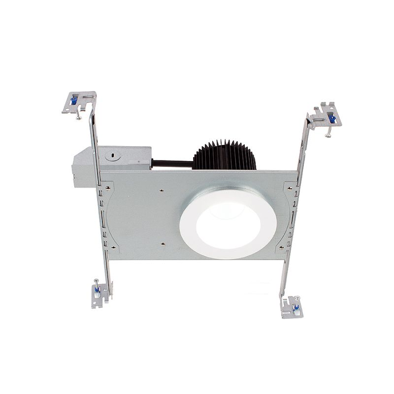 "WAC Lighting HR3S-R30F 5"" LED Trim and Recessed Light Housing for New"