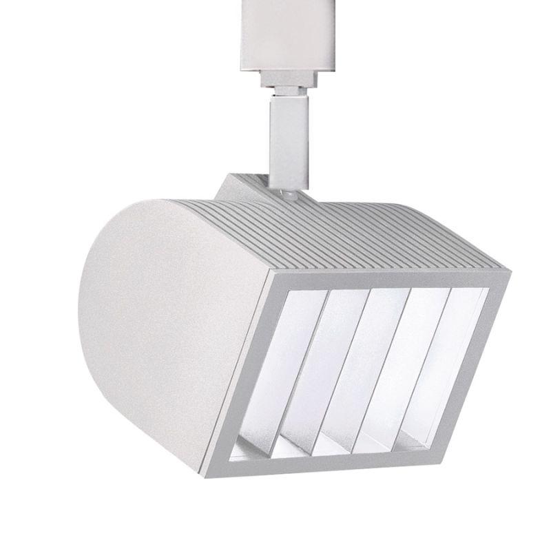 """WAC Lighting HTK-150 Line Voltage 3.688"""" Wide 1 Light Track Head for"""