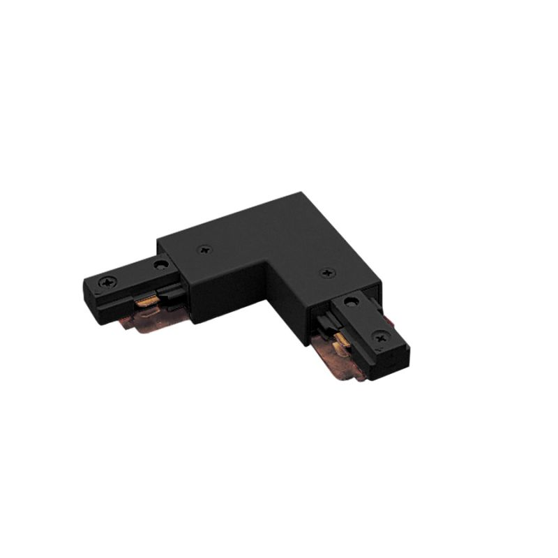"""WAC Lighting J2-LLEFT 4.25"""" Length Left Connector for J2-Track Systems"""