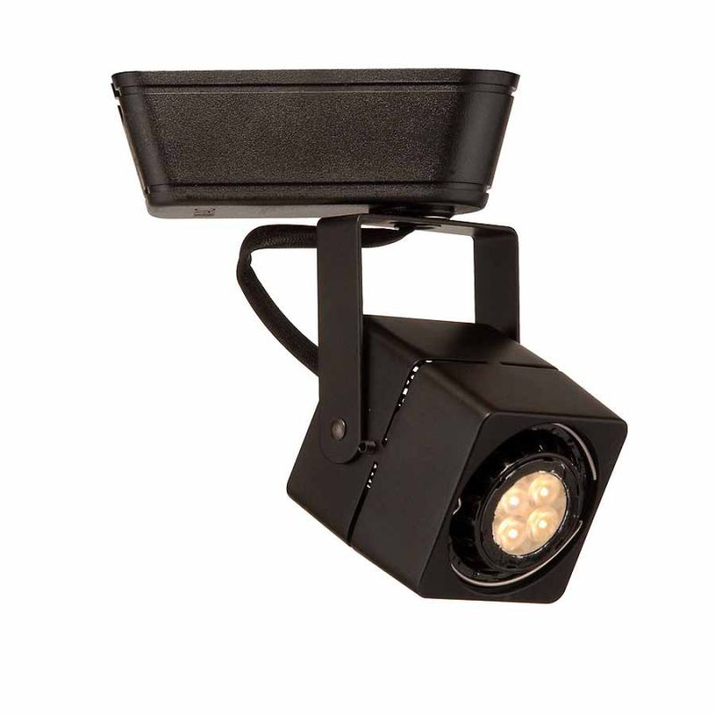WAC Lighting JHT-802LED Low-Voltage LED Track Head for J-Track Systems Sale $79.50 ITEM#: 2270509 MODEL# :JHT-802LED-BK UPC#: 790576222080 :
