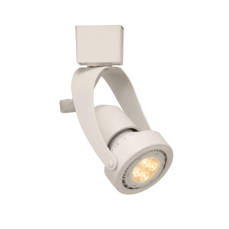 """WAC Lighting JTK-104LED Line Voltage 2.75"""" Wide High Output LED Track Sale $72.00 ITEM#: 2300521 MODEL# :JTK-104LED-WT UPC#: 790576224312 :"""