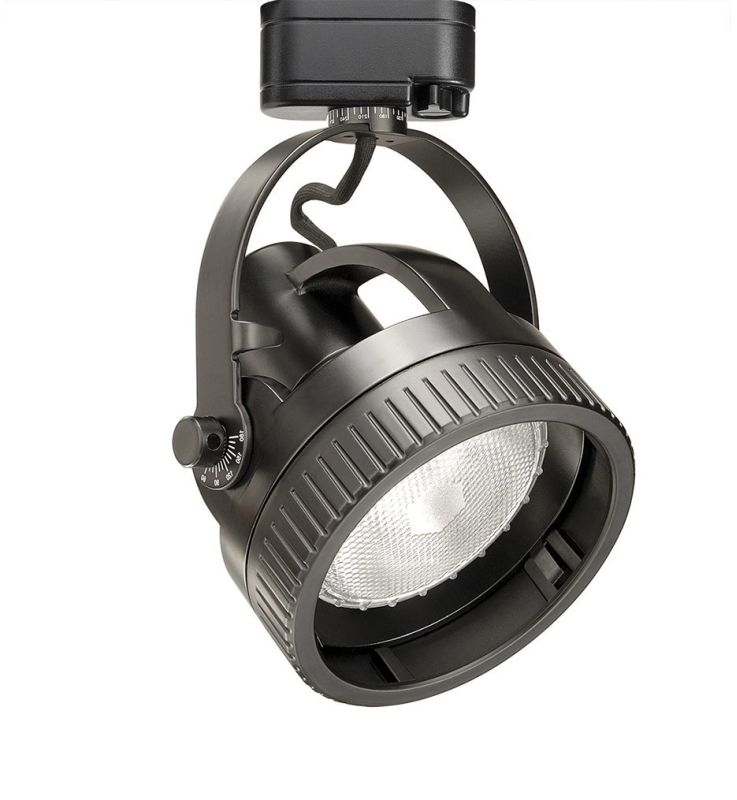 WAC Lighting JTK-747 1 Light Adjustable 75 Watt Track Head for J